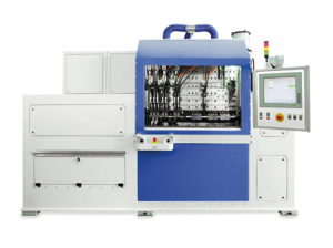 Compact Serial Production Autofrettage Machine for Serial Production